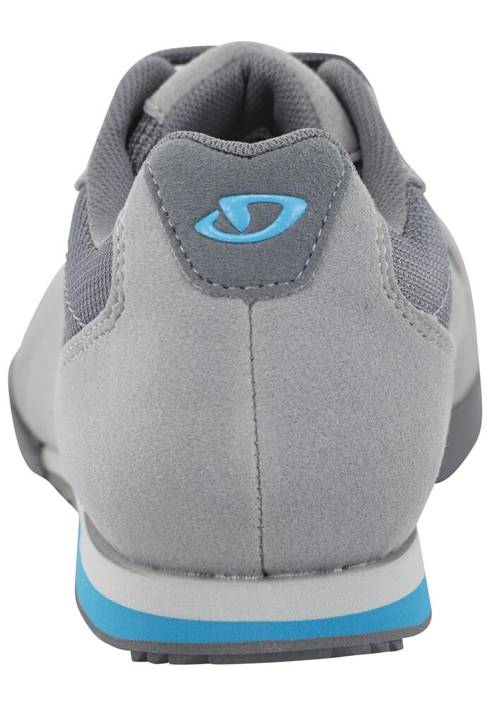 Giro Petra VR Shoes Women Titanium/Blue Jewel Größe 37 2018 Schuhe ejt0di